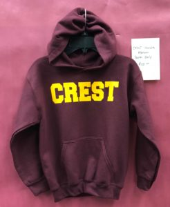 Crest Youth Hoodie