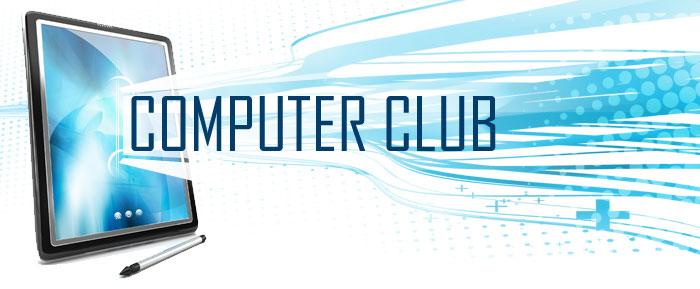 Sports & Clubs / Computer Club